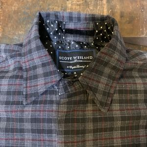 Weiland by English Laundry Vintage Mens Shirt